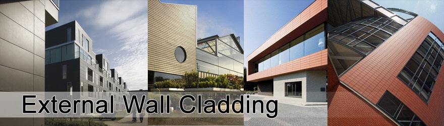 External Wall Cladding Cyprys